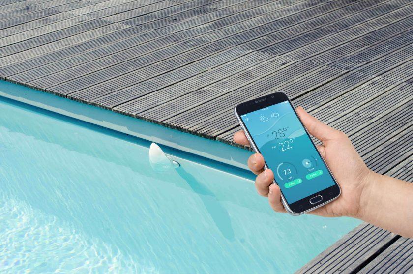 Le ph pour les nuls flipr for Brulure et piscine