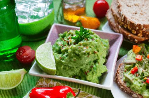 L'Apéro du Vendredi: Le guacamole de courgette