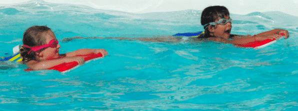 jeu piscine du mercredi