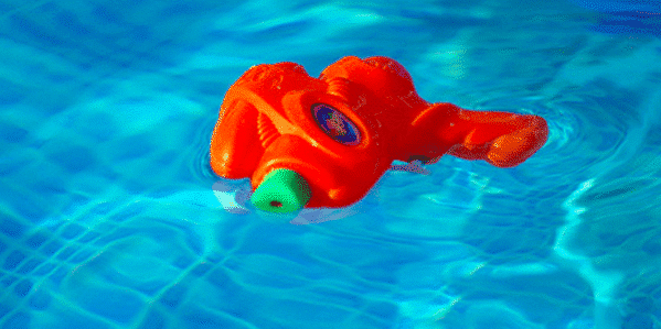 Le jeu piscine du mercredi : les cowboys
